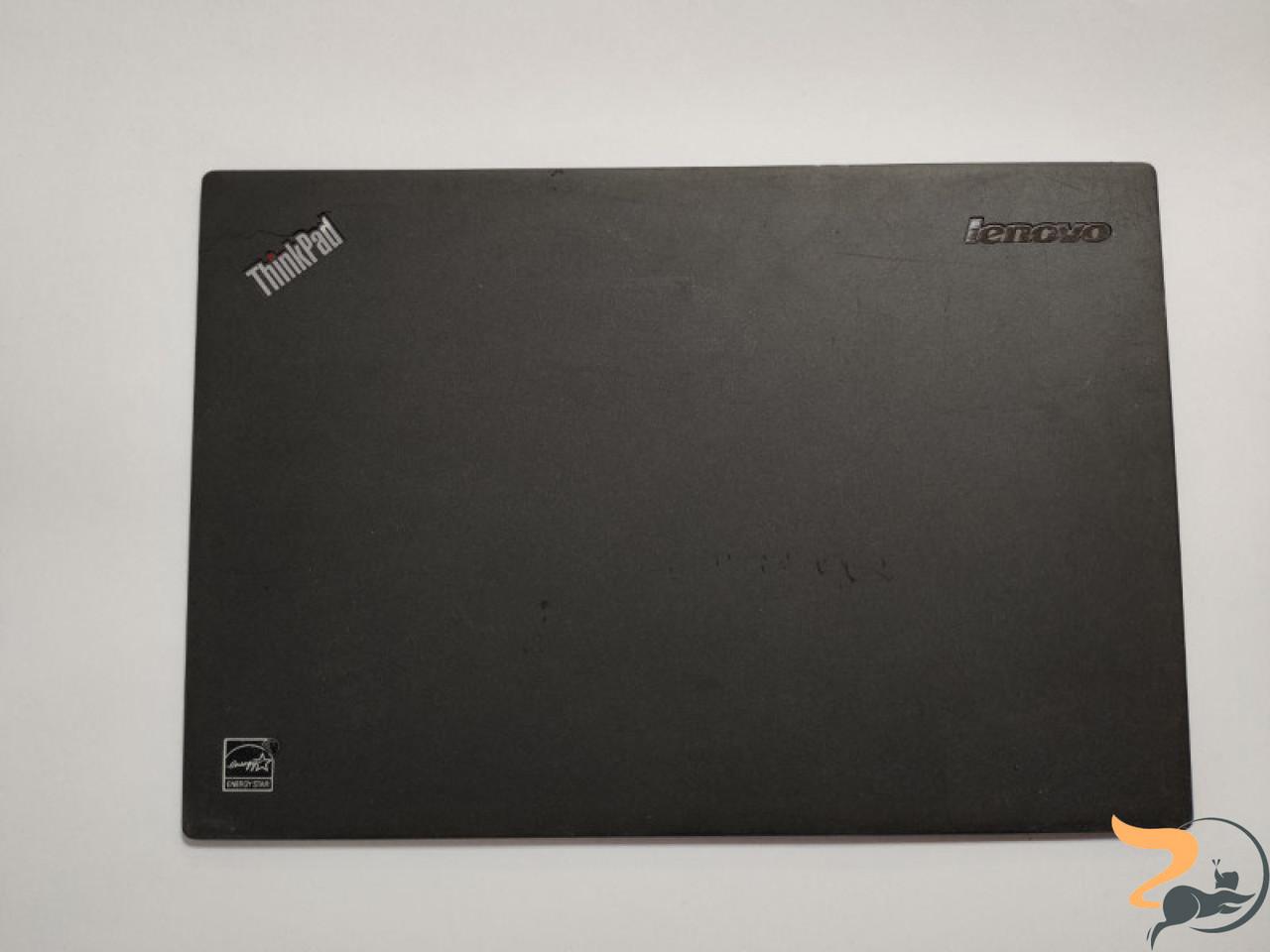 """Кришка матриці для ноутбука Lenovo Thinkpad X240, 250, 12.5"""", AP0SX000400, 04X5359, б/в. Кріплення цілі, є тріщина (фото)"""