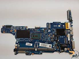 """Материнська плата для ноутбука HP EliteBook 840 G1, 14.0"""", 6050A2637901, 799511-601, б/в. Має впаяний процесор Intel Core i5-5300U, SR23X"""