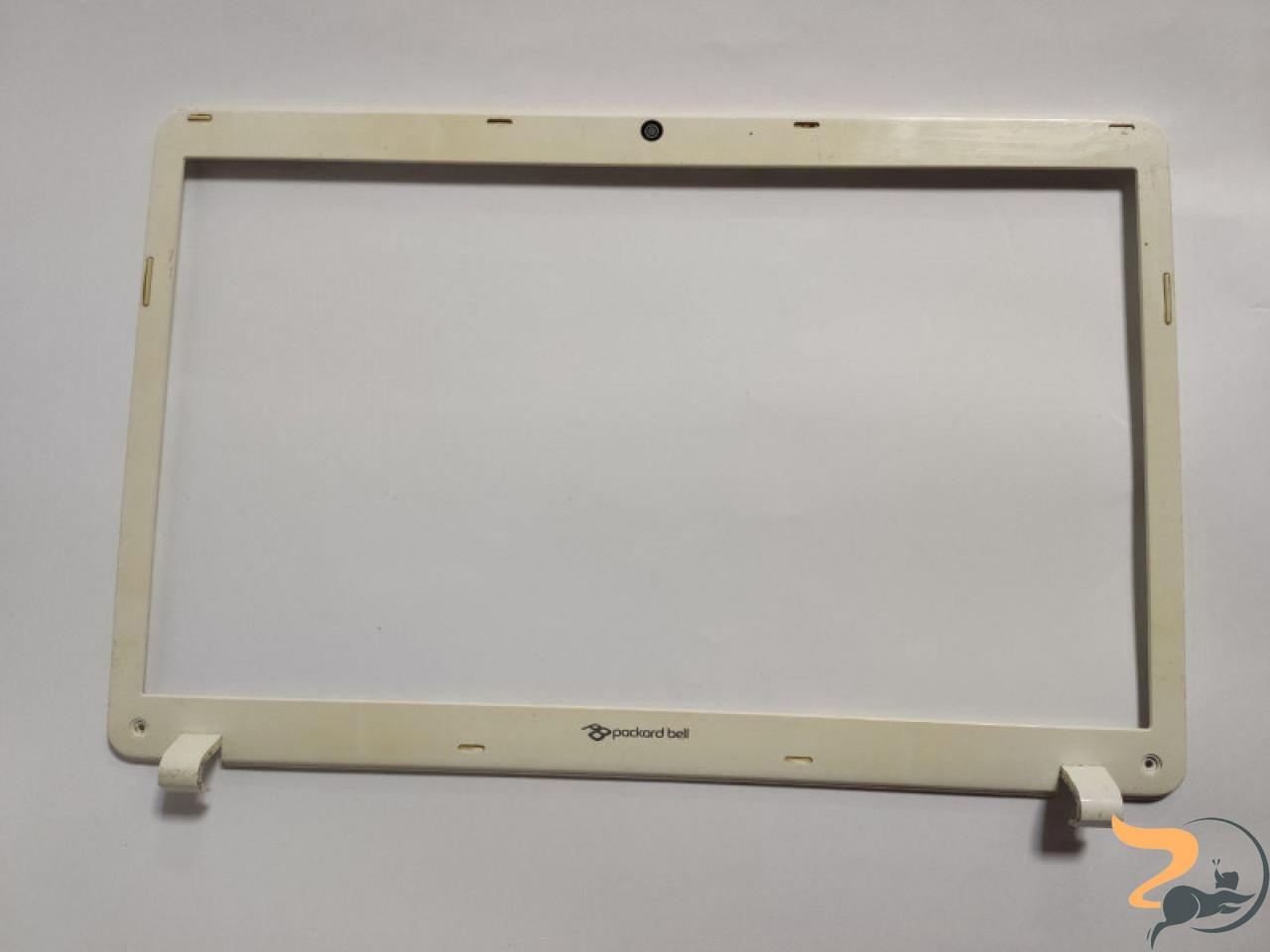 """Рамка матриці для ноутбука Packard Bell EasyNote LS11, P7YS0, 17.3"""", AP0HQ000320, б/в. В хорошому стані, без пошкодженнь."""
