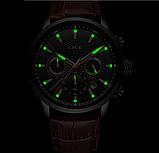 Lige Мужские часы Lige Standart Black, фото 8