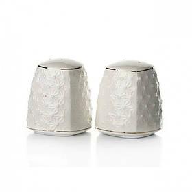 Набор для специй фарфоровый (соль, перец) Снежная Королева Interos 681507-A