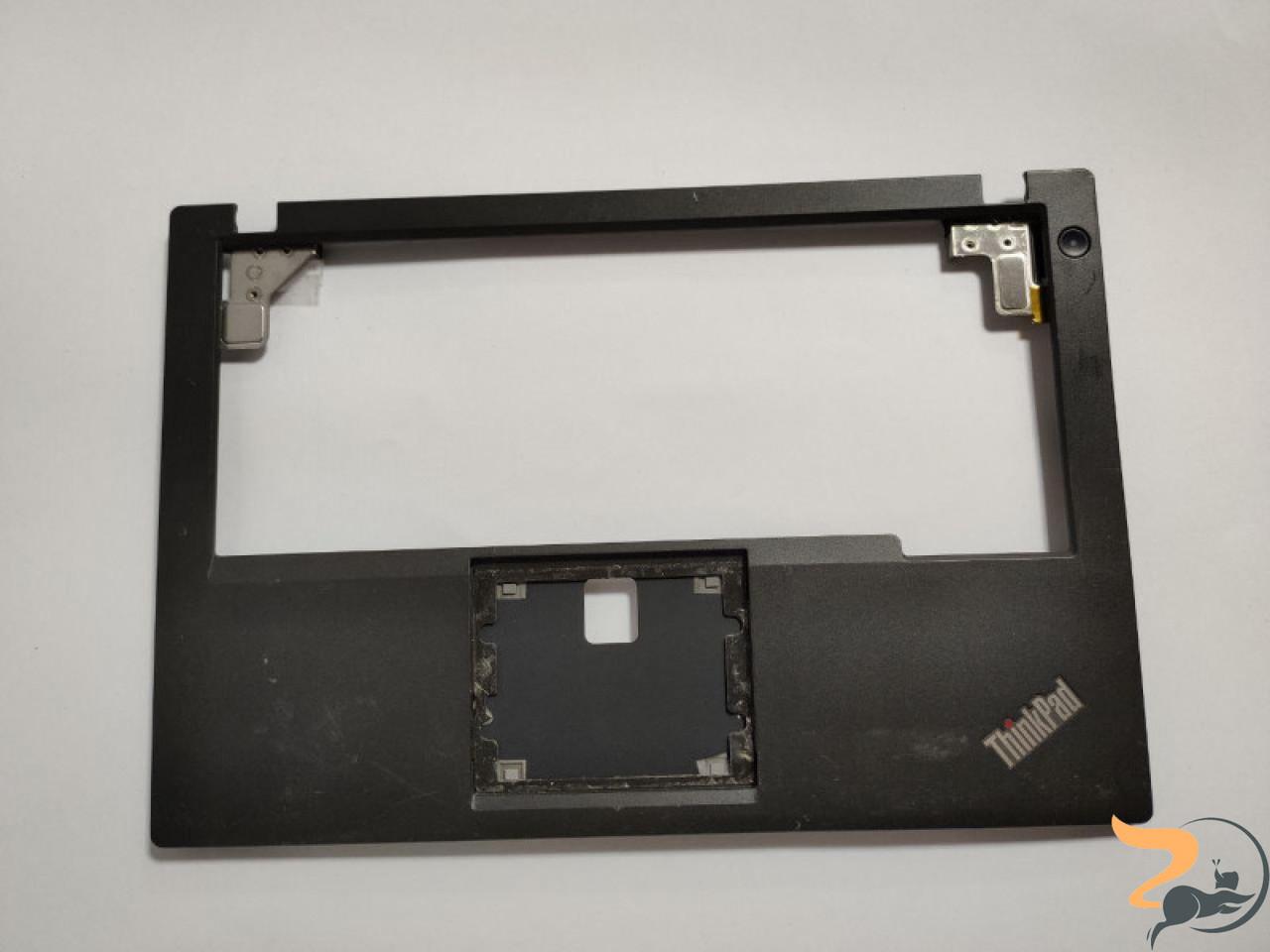 """Середня частина корпуса для ноутбука Lenovo Thinkpad X240, 250, 12.5"""", AP0SX000C00, 04X5181, б/в. Кріплення цілі, є маленька тріщинка біля тачпаду та"""