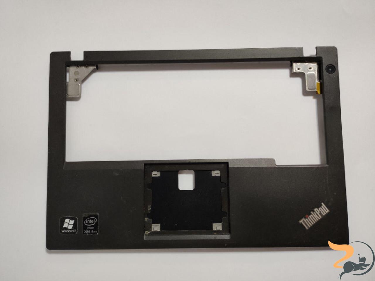 """Середня частина корпуса для ноутбука Lenovo Thinkpad X240, 250, 12.5"""", AP0SX000C00, 04X5181, б/в. У лівому куті є маленька тріщина"""