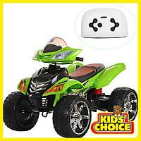 Квадроцикл Электро для детей от 3х лет    M 3101(MP3)EBLR-5