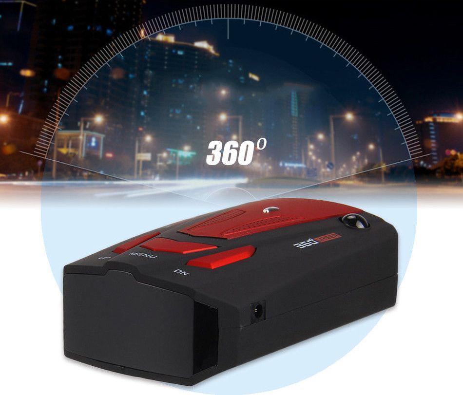 Антирадар (радар детектор) 360 Laser
