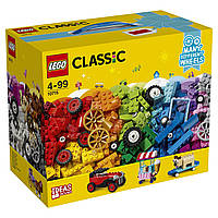 LEGO ЛЕГО Classic Модели на колёсах 10715