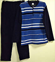 """Комплект мужской домашней одежды, (флис (Кофта длинный рукав +штаны""""),  Falkom"""
