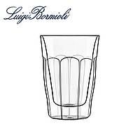 Набор стаканов с двойным дном 370 мл, стеклянные, прозрачные, универсальные, 2 шт, Luigi Bormioli