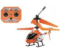 Детская игрушка Вертолет радиоуправляемый Model King Оранжевый (33008)