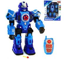 Детский интерактивный робот Best Toys (KD-8811B) Синий