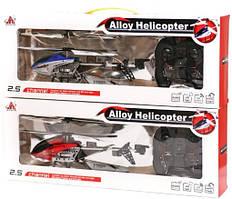 Вертолет 2013AB (12шт) р/у, аккум, 29см, гироскоп, 2013AB