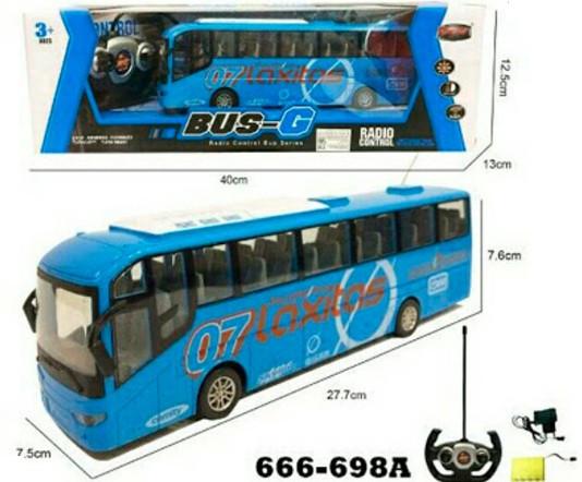 Автобус іграшковий 666-698A на радіокеруванні, Bus-G.