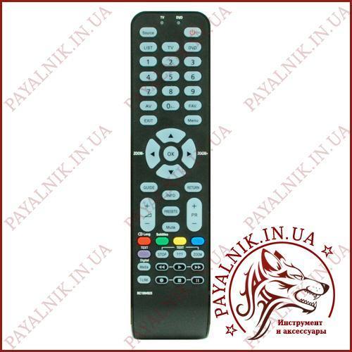 Пульт дистанционного управления для телевизора THOMSON (модель RC1994925)