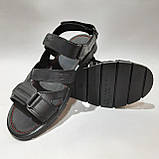 44,45 р  Мужские кожаные сандалии отличного качества, фото 2