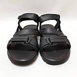 44,45 р  Мужские кожаные сандалии отличного качества, фото 3