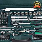 Профессиональный набор инструментов  Mannesmann 215-tlg, фото 6