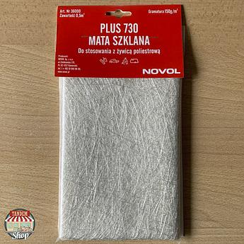 Стекломат Novol Plus 730, 0,5 м кв.