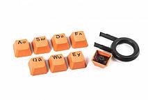 Клавиатура A4Tech B880R Bloody Red Switches Black USB, фото 2