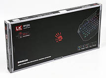 Клавиатура A4Tech B880R Bloody Red Switches Black USB, фото 3