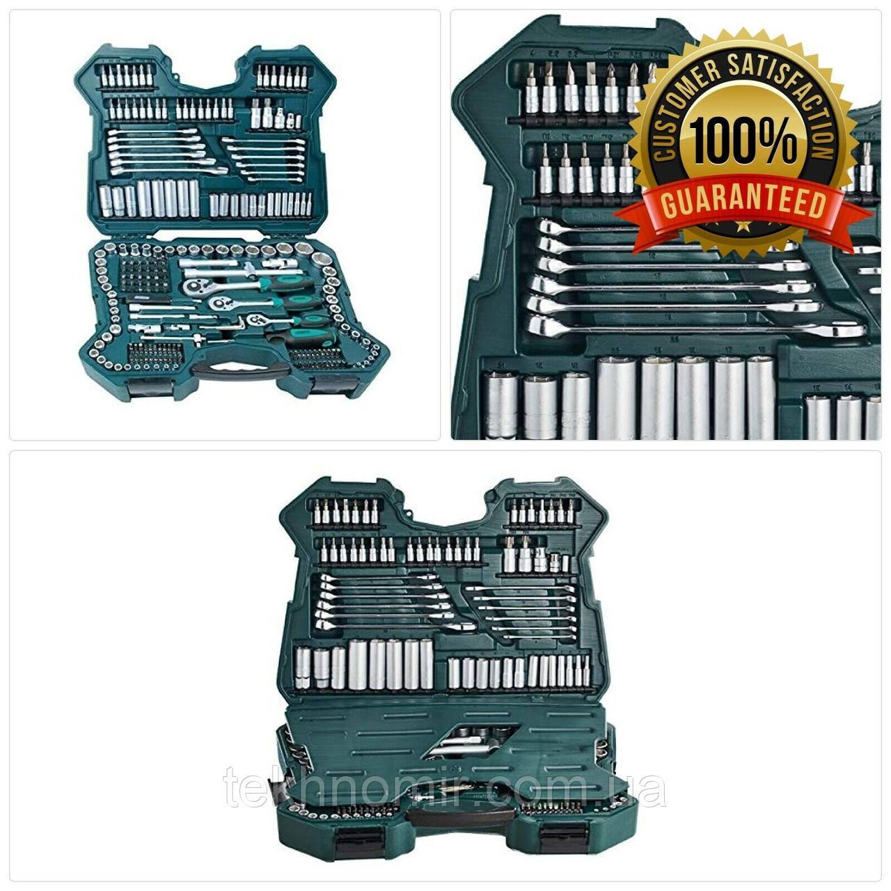 Професійний набір інструментів Mannesmann 215-tlg