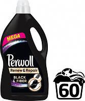 Средство для деликатной стирки Perwoll Черный 3,6 л
