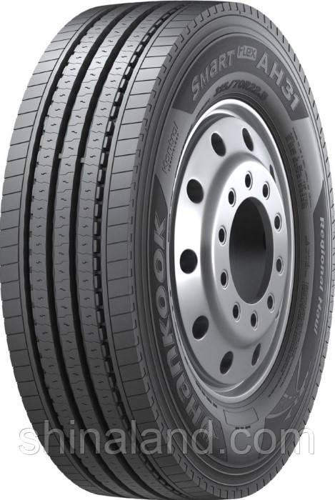 Грузовые шины Hankook Smart Flex AH31 (рулевая) 385/65 R22,5 164K Китай