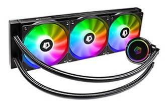 Система водяного охолодження ID-Cooling Zoomflow 360X ARGB, Intel: 2066/2011/1366/1151/1150/1155/1156, AMD: TR4/AM4/FM2+/FM2/FM1/AM3+/AM3/AM2+/AM2,, фото 2