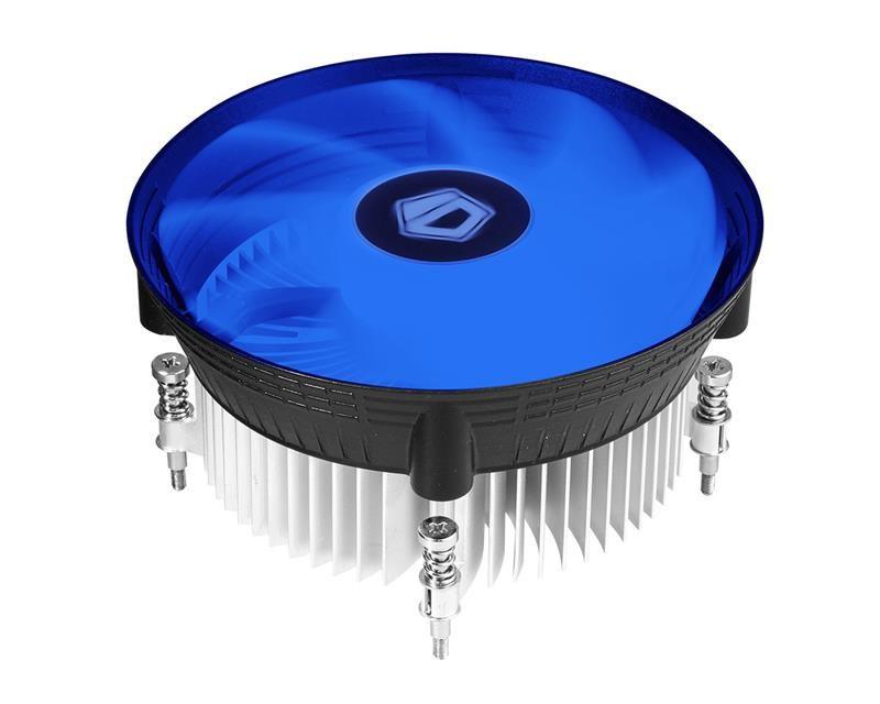 Кулер процесорний ID-Cooling DK-03i PWM Blue, Intel: 1200/1151/1150/1155/1156, 130х130х68 мм, 4-pin