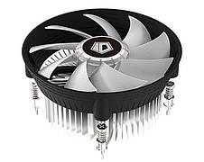 Кулер процесорний ID-Cooling DK-03i PWM Red, Intel: 1200/1151/1150/1155/1156, 130х130х68 мм, 4-pin, фото 2