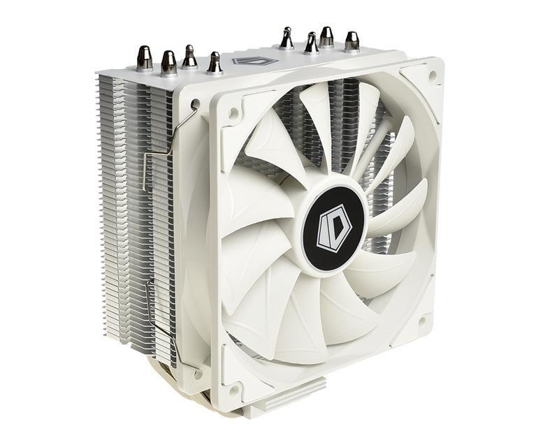 Кулер процессорный ID-Cooling SE-224-W, Intel: 2066/2011/1150/1151/1155/1156, AMD: AM4, 154x120x73 мм