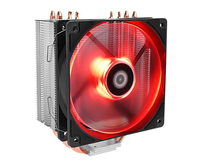 Кулер процессорный ID-Cooling SE-224M-R, Intel: 2066/2011/1150/1151/1155/1156, AMD: AM4, 154x120x73 мм
