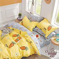 Комплект постельного белья Вилюта 450 сатин подростковый