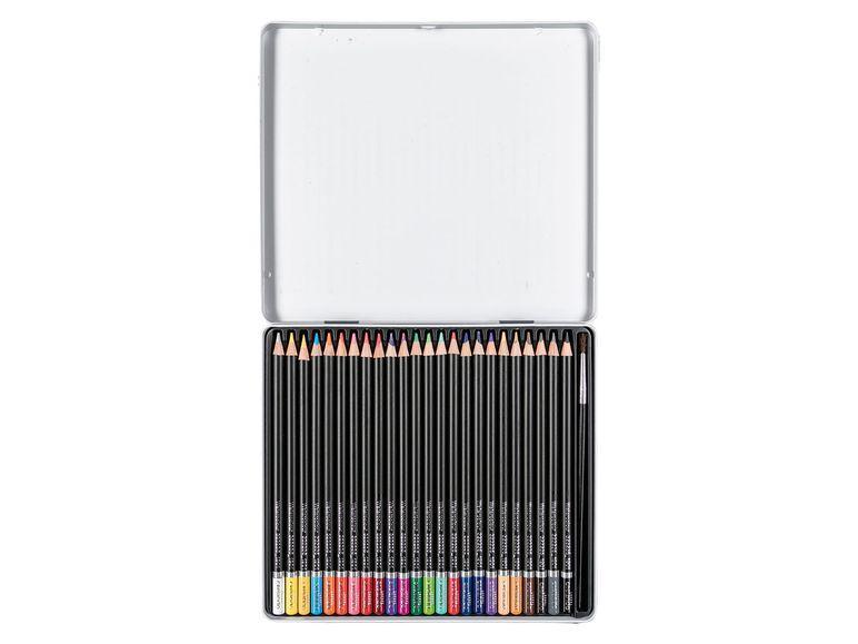 Акварельні олівці CRELANDO 24 шт
