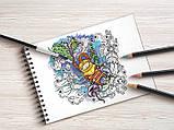 Акварельні олівці CRELANDO 24 шт, фото 3