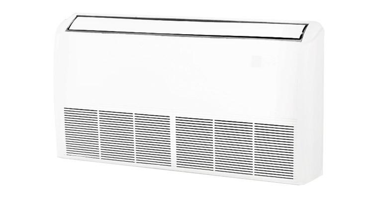 Кондиціонер напольно-стельовий MIDEA MUE-24HRN1-S (Q)