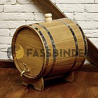 Дропшиппинг (Сотрудничество) дубовые бочки и жбаны для напитков Fassbinder™
