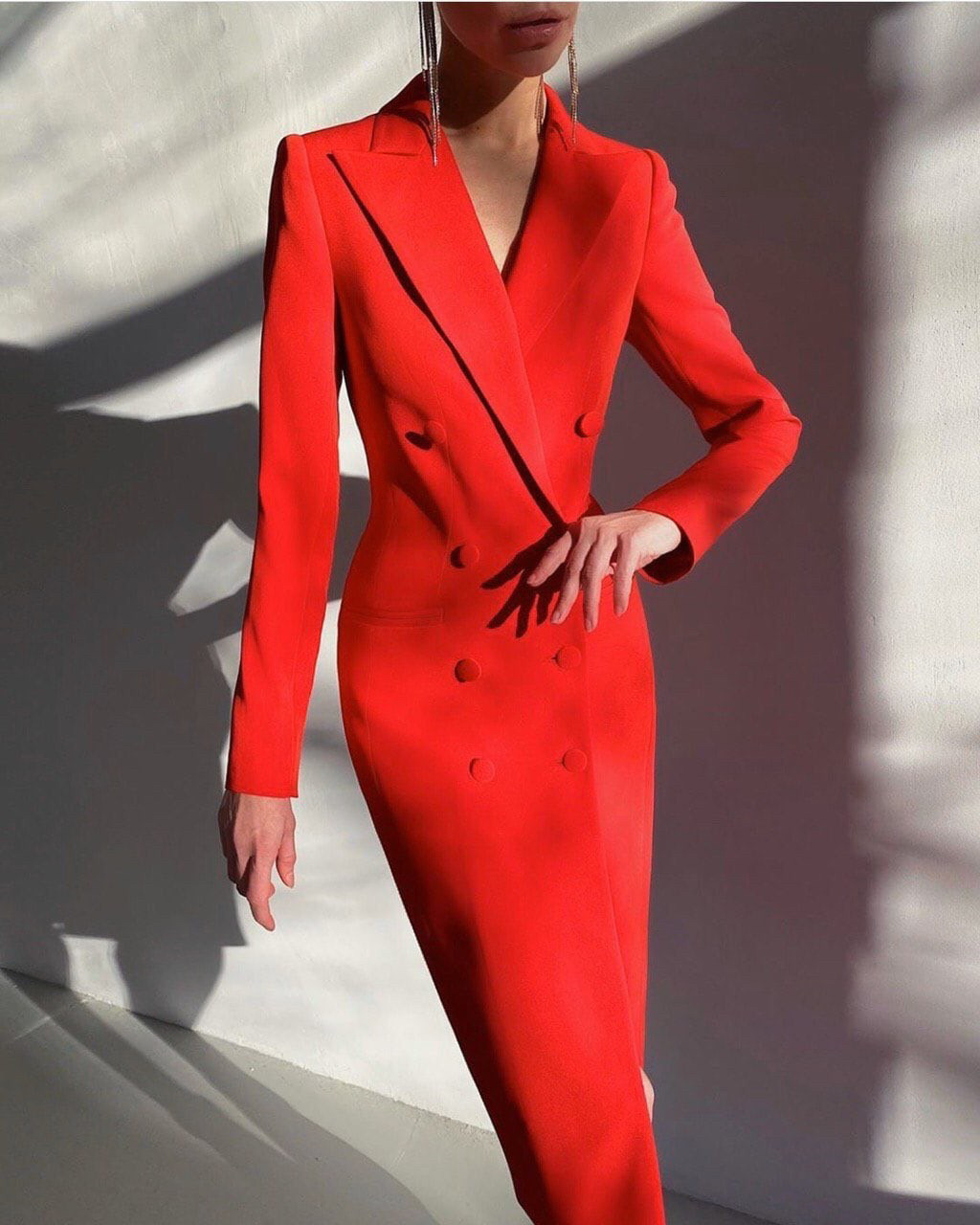 Платье-смокинг,3 цвета,40,42,44