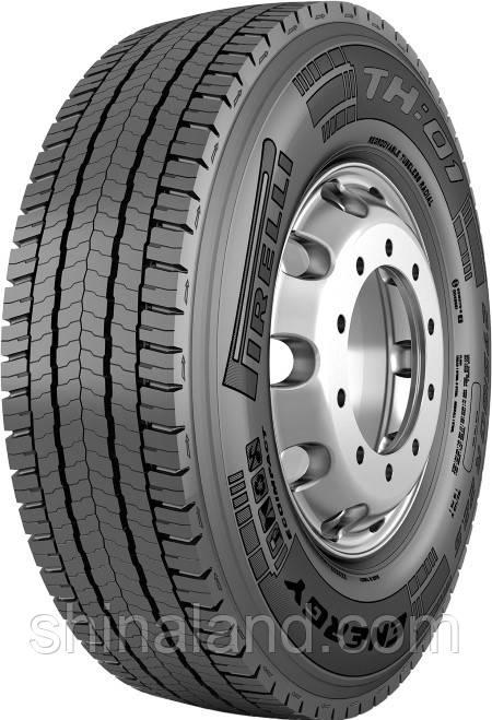 Грузовые шины Pirelli Energy TH01 (ведущая) 295/80 R22,5 152/148M Турция 2017