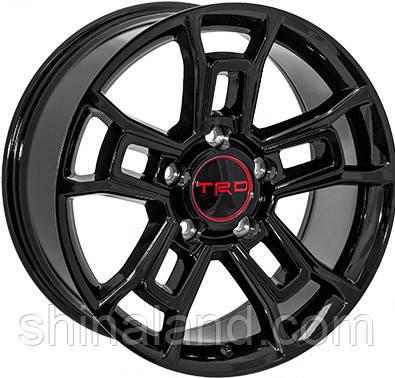 Диски Zorat Wheels JH-01109 9x20 5x150 ET30 dia110,1 (Black)