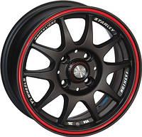 Диски Zorat Wheels ZW-346 5,5x13 4x98 ET20 dia58,6 (RLBLK-X/M)