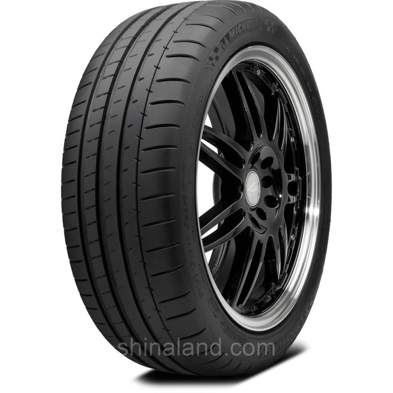 Шини Michelin Pilot Super Sport 245/40 R21 96Y RunFlat ZP Франція 2020 (літо) (кт)