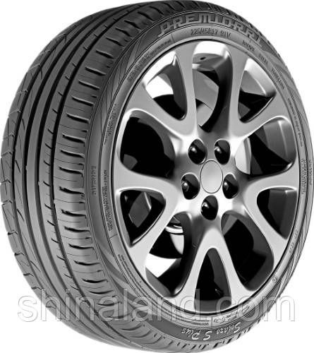 Летние шины Premiorri Solazo S Plus 205/50 R17 93V XL Украина 2020