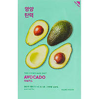 "Тканевая маска ""Авокадо"" Holika Holika Pure Essence Mask Sheet Avocado - 2001637"