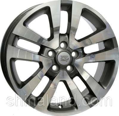 Диски WSP Italy Land Rover W2355 Ares 9,5x20 5x120 ET53 dia72,6 (AP)