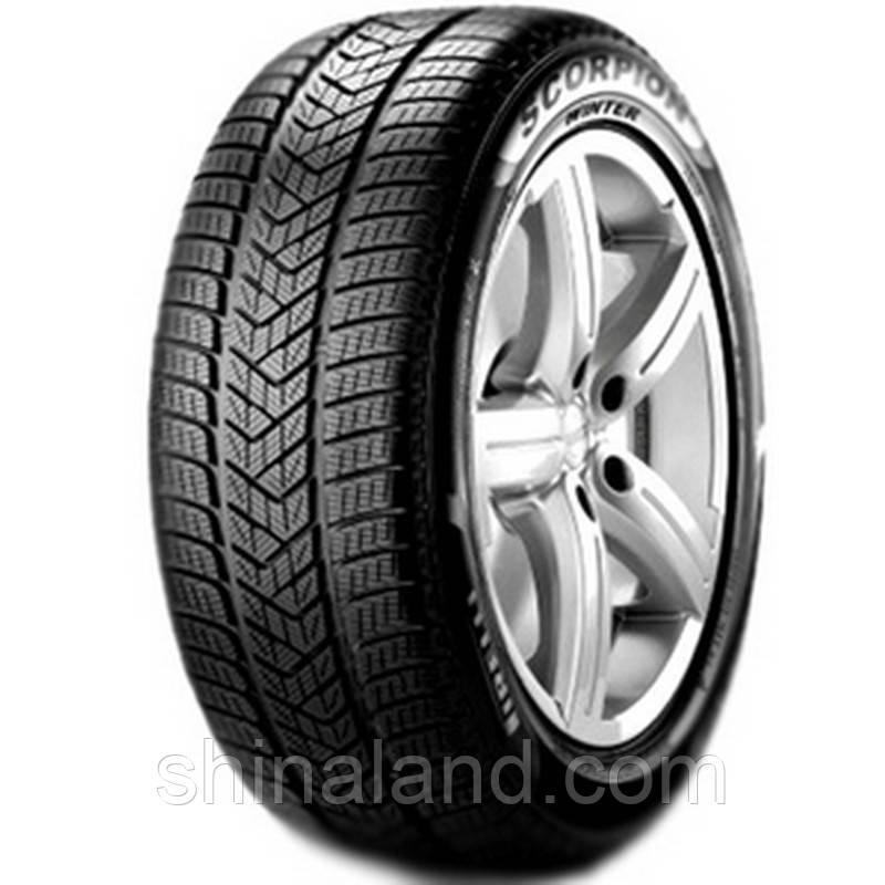 Зимние шины Pirelli Scorpion Winter 275/45 R21 107V MO Румыния 2018