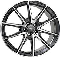 Литые диски Replica Mercedes-Benz MR5008 9,5x20 5x112 ET38 dia66,6 (GMF)