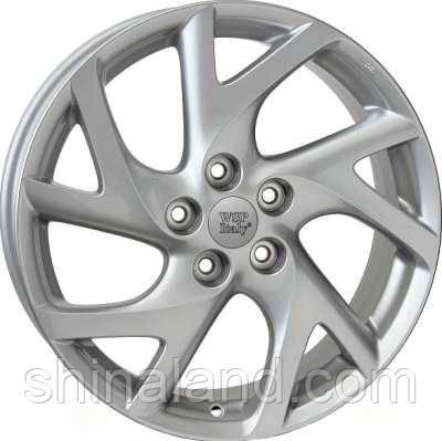 Диски WSP Italy Mazda W1906 Eclipse 7x17 5x114,3 ET52.5 dia67,1 (S)