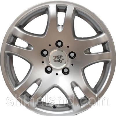Диски WSP Italy Mercedes-Benz W733 London 7x15 5x112 ET30 dia66,6 (HS)