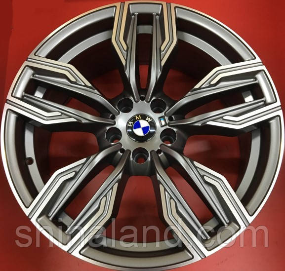 Диски Replay BMW B226 8,5x19 5x112 ET25 dia66,6 (MGMF)
