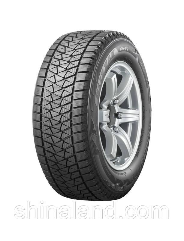 Шины Bridgestone Blizzak DM-V2 235/65 R17 108S XL Япония 2020